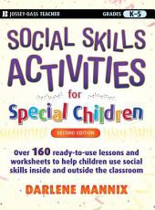 Social Skills Activities for Special Children: Edition 2