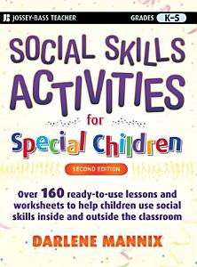 Social Skills Activities for Special Children PDF
