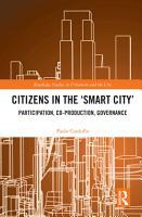 Citizens in the  Smart City  PDF
