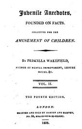 Juvenile anecdotes, founded on facts