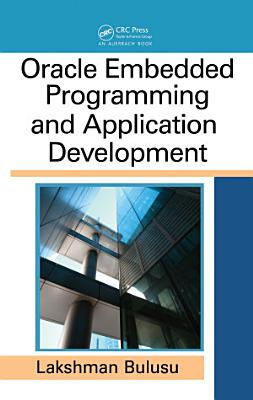 Oracle Embedded Programming and Application Development PDF