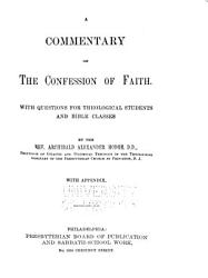 A Commentary On The Confession Of Faith Book PDF