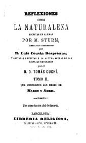 Reflexiones sobre la naturaleza: Volumen 2