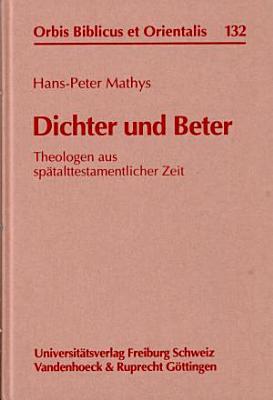 Dichter und Beter PDF