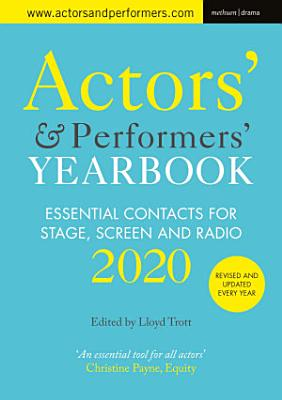 Actors  and Performers  Yearbook 2020 PDF