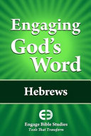 Engaging God S Word  Hebrews