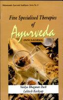 Five Specialised Therapies of Ayurveda, Pancakarma