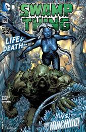 Swamp Thing (2011-) #39