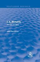 I  A  Richards  Routledge Revivals  PDF