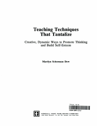 Teaching Techniques That Tantalize PDF