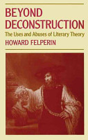 Beyond Deconstruction