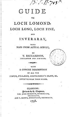 Guide to Loch Lomond PDF