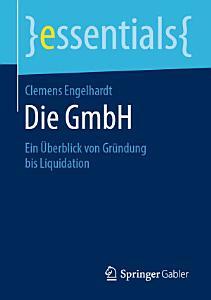 Die GmbH PDF