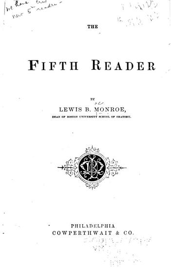 The Fifth Reader PDF