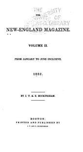 The New-England Magazine: Volume 2