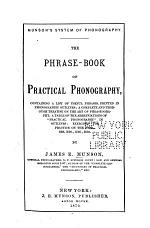 Munson's System of Phonography