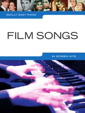 Really Easy Piano  Film Songs PDF