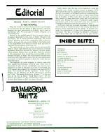 Ballroom Blitz PDF