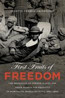 First Fruits of Freedom PDF