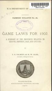 Farmers' Bulletin: Issue 160