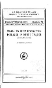 Mortality from Respiratory Diseases in Dusty Trades (inorganic Dusts)