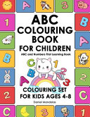 ABC Colouring Books for Children