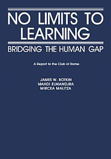 No Limits to Learning Book