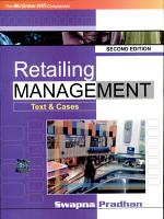 Retailing Management 2E PDF