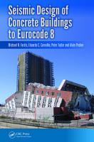 Seismic Design of Concrete Buildings to Eurocode 8 PDF