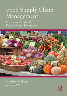 Food Supply Chain Management