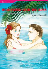 HONEYMOON WITH THE BOSS: Mills & Boon Comics