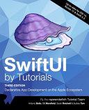 SwiftUI by Tutorials  Third Edition  PDF