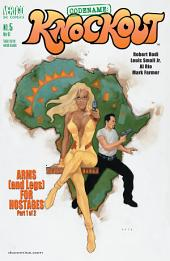 Codename: Knockout (2001-) #5