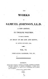 The works: Volume 6