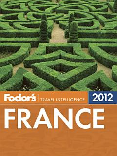 Fodor s France 2012 Book