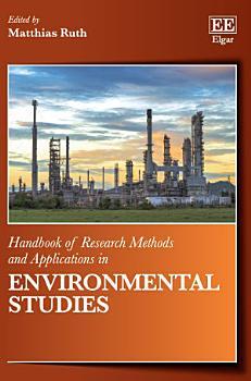 Handbook of Research methods and Applications in Environmental Studies PDF