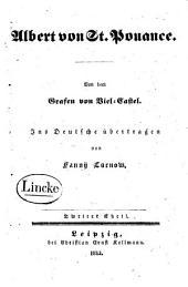 Albert von St. Pouance: Band 2
