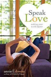 Speak Love Book