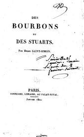Des Bourbons et des Stuartes