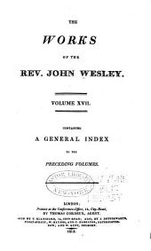 The Works of the Rev. John Wesley: Volume 17