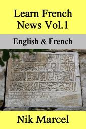 Learn French News Vol.1: English & French