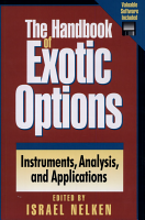 The Handbook of Exotic Options PDF