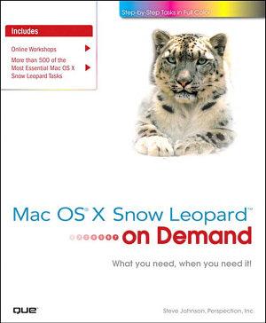 Mac OS X Snow Leopard On Demand PDF