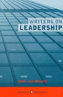 Writers on Leadership