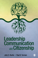 Leadership Communication as Citizenship