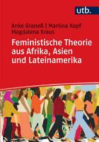 Feministische Theorie aus Afrika  Asien und Lateinamerika PDF