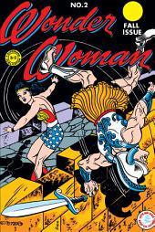 Wonder Woman (1942-) #2