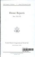 United States Congressional Serial Set  Serial No  14795  House Reports Nos  741 771 PDF