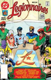 Legionnaires (1994-) #54