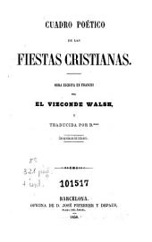 Cuadro poético de las fiestas cristianas